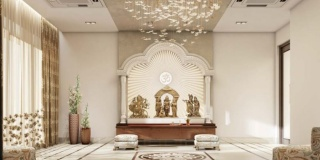 Pooja Room - Vasthu Complaince for Your Apartment