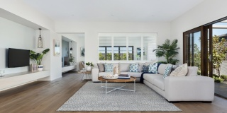 Coastal Style for a Beach-Inspired Home
